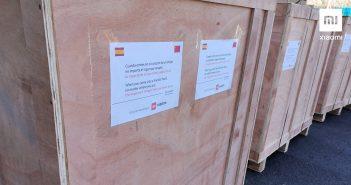 Xiaomi dona miles de mascarillas al Ministerio de Sanidad de España. Noticias Xiaomi Adictos