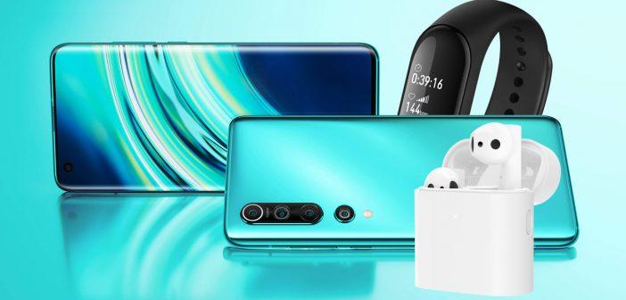 Xiaomi regalará unos Mi TWS 2, una Mi Band 3 y un cheque de 100€ con la reserva del nuevo Xiaomi Mi 10. Noticias Xiaomi Adictos