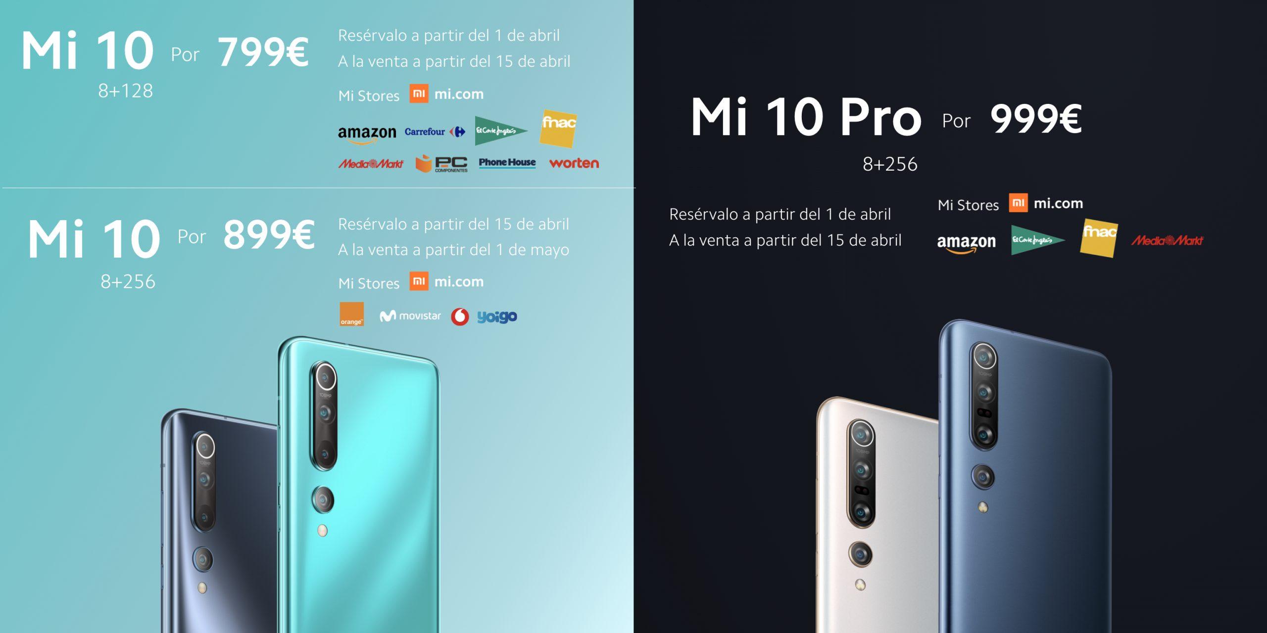 La versión Global de los Xiaomi Mi 10 y Mi 10 Pro ya es oficial y además llega junto a un nuevo Xiaomi Mi 10 Lite. Noticias Xiaomi Adictos