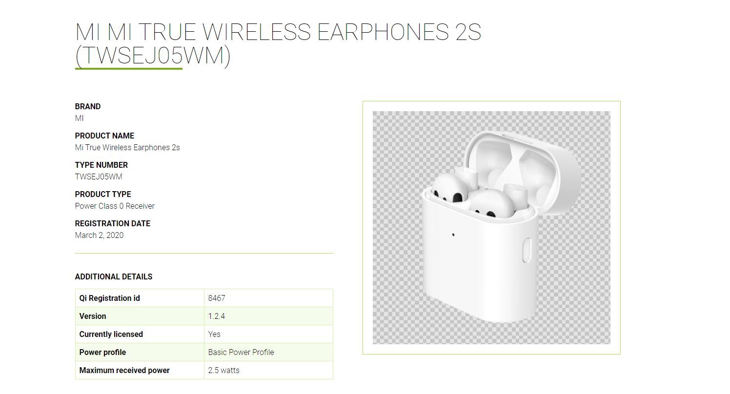 Los nuevos auriculares inalámbricos de Xiaomi contarán con carga inalámbrica. Noticias Xiaomi Adictos