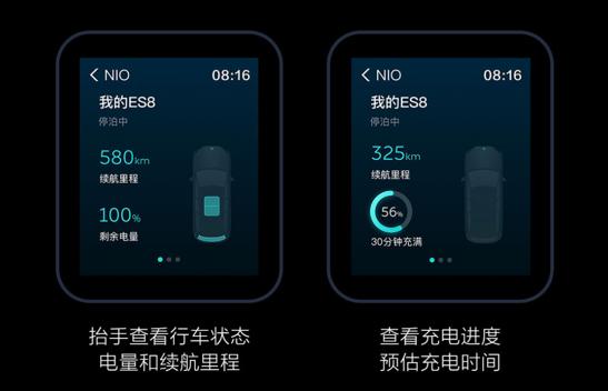 Controlar nuestro coche desde el Xiaomi Mi Watch será toda una realidad tras la nueva asociación de Xiaomi con Weilai Automobile. Noticias Xiaomi Adictos