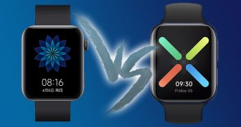 Xiaomi Mi Watch vs Oppo Watch, diferencias. Noticias Xiaomi Adictos