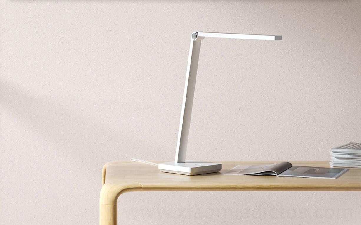 Nueva Xiaomi Mijia Table Lamp Lite, características, especificaciones y precio. Noticias Xiaomi Adictos
