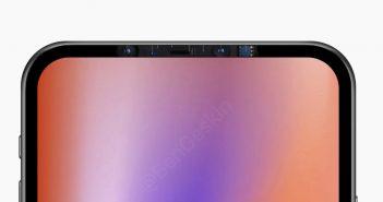Xiaomi patente un nuevo diseño de smartphone con un notch que pasa totalmente desapercibido. Noticias Xiaomi Adictos