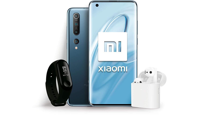 Ya puedes reservar tu Xiaomi Mi 10 en Amazon España con 100€ de descuento y 2 gadgets de regalo