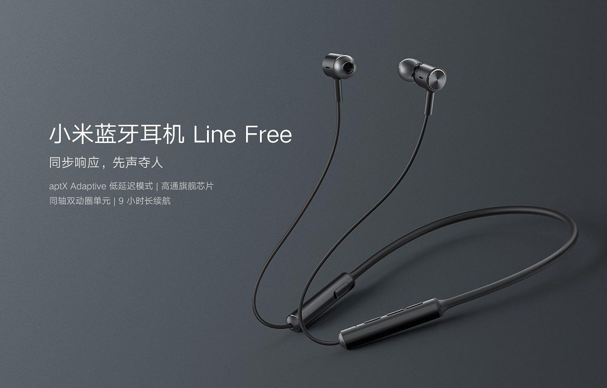 Nuevos auriculares inalámbricos Xiaomi Bluetooth Headset Line Free. Noticias Xiaomi Adictos
