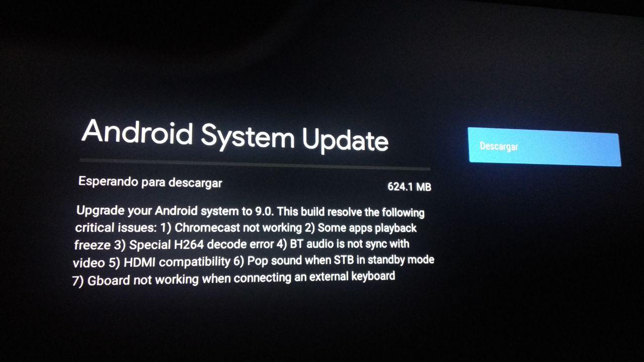 El Xiaomi Mi Box S comienza a recibir Android 9 en versión Estable. Noticias Xiaomi Adictos