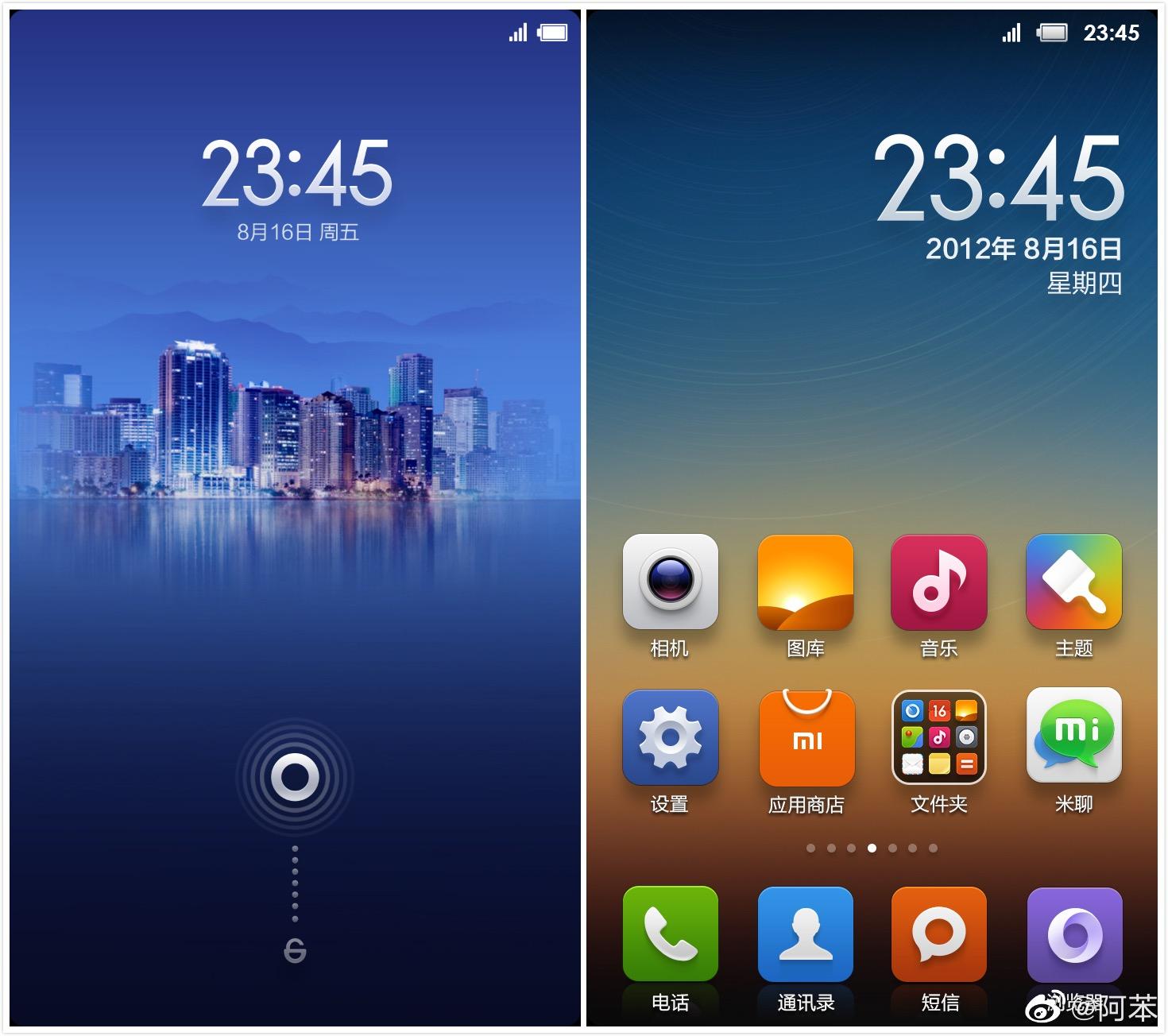 Los temas clásicos de las primeras versiones de MIUI llegarán a la aplicación Temas de Xiaomi. Noticias Xiaomi Adictos