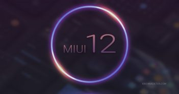 Novedades MIUI 12 permitirá incluso modificar los colores de aplicación cámara. Noticias Xiaomi Adictos
