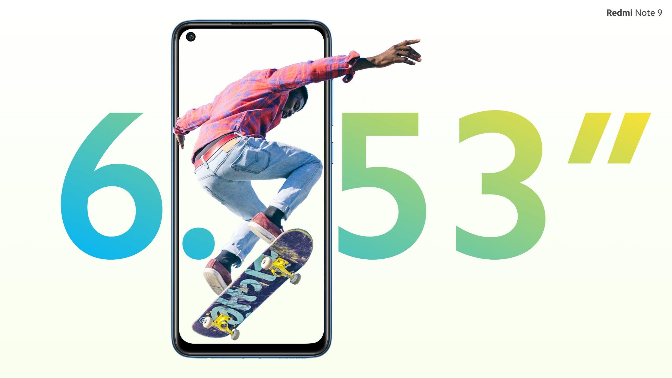 Redmi Note 9, características, especificaciones, precio. Noticias Xiaomi Adictos
