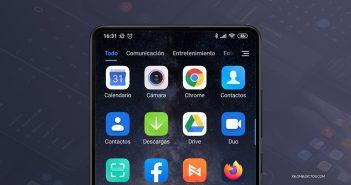 Cómo activar cajón de aplicaciones Xiaomi en MIUI. Noticias Xiaomi Redmi Adictos