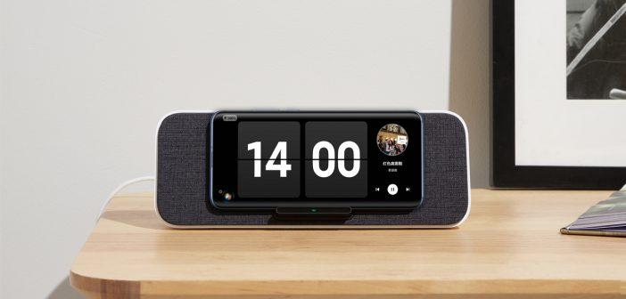 Base de carga inalambrica Xiaomi Mi 10 Pro con altavoz. Noticias Xiaomi Adictos