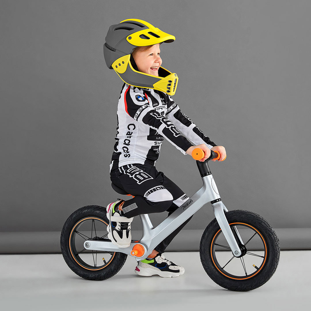 Xiaomi pone a la venta una interesante bicicleta para niños capaz de absorber impactos. Noticias Xiaomi Adictos