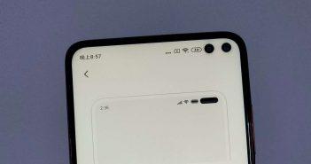 Xiaomi planea lanzar más smartphones con cámara selfie perforada pero no como imaginas. Noticias Xiaomi Adictos