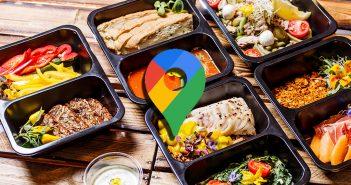 Google Maps añade un nuevo filtro de restaurantes con comida a domicilio. Noticias Xiaomi Adictos
