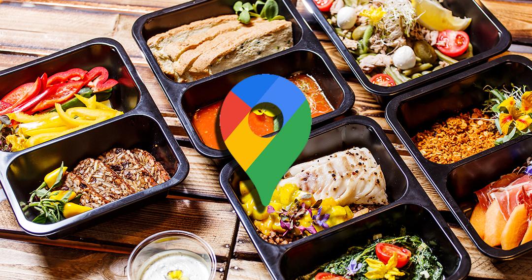 Google Maps añade un nuevo filtro de restaurantes con comida a ...