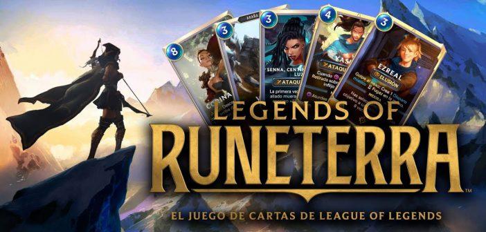 Legends of Runeterra ya está disponible en Google Play: el juego de cartas de los creadores de League of Legends. Noticias Xiaomi Adictos
