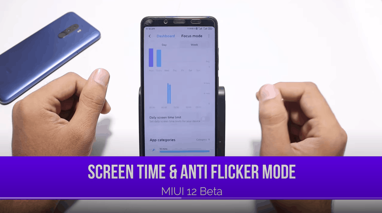 The first closed beta of MIUI 12 reveals part of its new features. Xiaomi  News