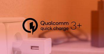 Así es el nuevo Quick Charge 3+, un estándar de carga rápida un 35% más rápido que debuta en el Xiaomi Mi 10 Youth Edition. Noticias Xiaomi Adictos
