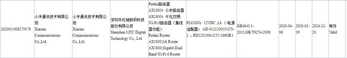 Redmi ya prepara su nuevo router económico con soporte para el estándar WiFi 6. Noticias Xiaomi Adictos