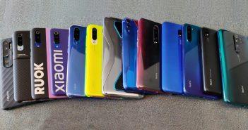 El CEO de Xiaomi nos muestra todos los smartphones que utilizó en 2019. Noticias Xiaomi Adictos