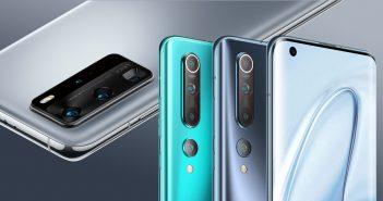 Xiaomi Mi 10 Pro vs Huawei P40 Pro: TechZG pone a prueba sus cámaras