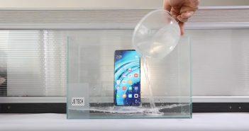 Capaz de resistir más de 5 minutos bajo el agua, así es la resistencia del nuevo Xiaomi Mi 10 Pro. Noticias Xiaomi Adictos