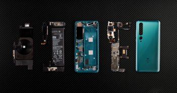 Xiaomi nos muestra en vídeo el interior del nuevo Xiaomi Mi 10 junto a cada uno de sus componentes. Noticias Xiaomi Adictos