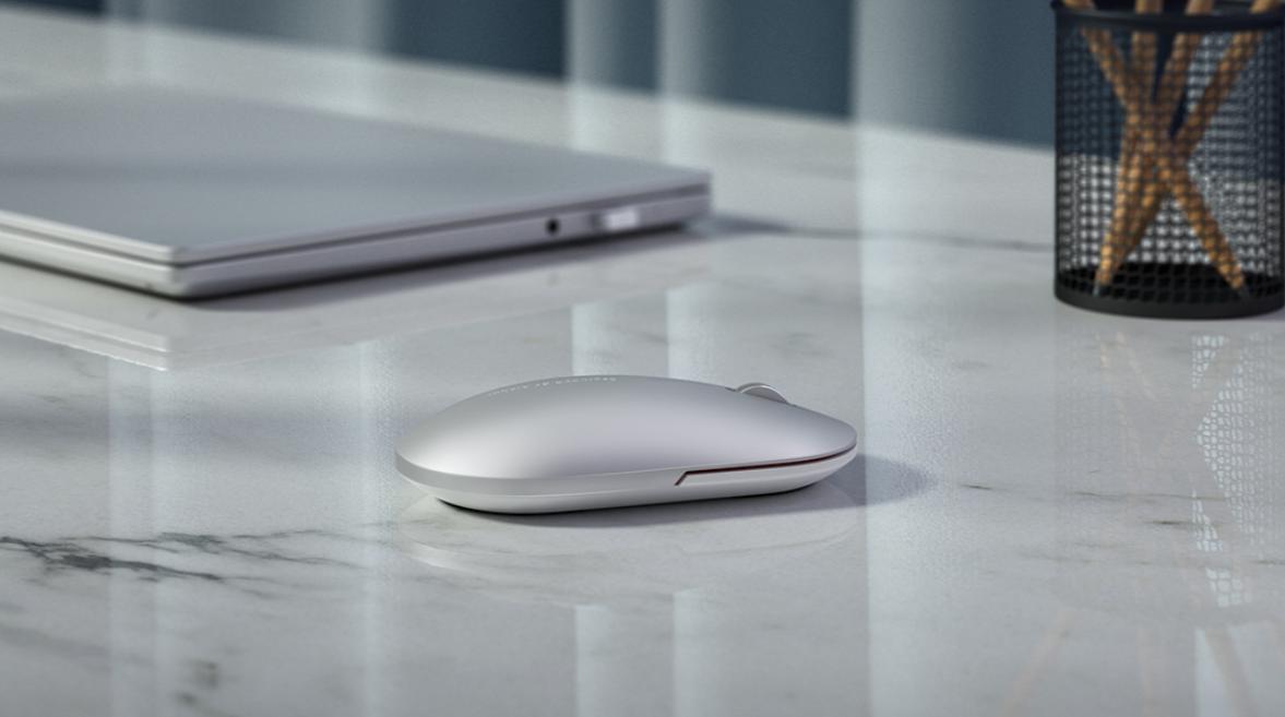 Nuevo Xiaomi Mi Elegant Mouse, características y precio. Noticias Xiaomi Adictos