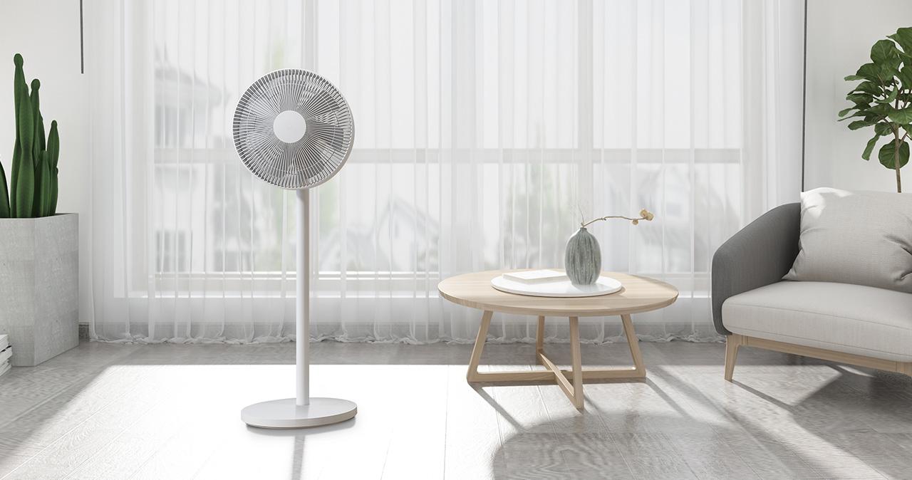 El Xiaomi Mi Smart Standing Fan 1C llega a Europa: un ventilador ...
