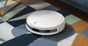 Xiaomi presenta su nuevo Mijia Vacuum G1, probablemente el robot aspirador más barato capaz de barrer, aspirar y fregar