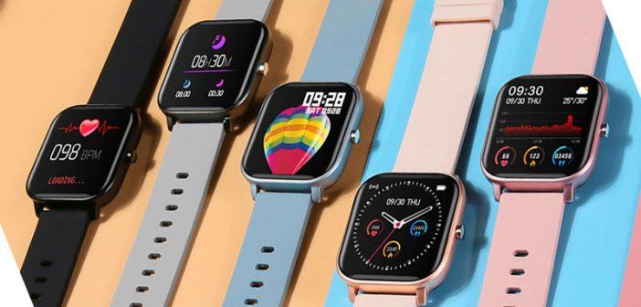 Los smartwatches Amazfit contarán también con watchfaces de pago