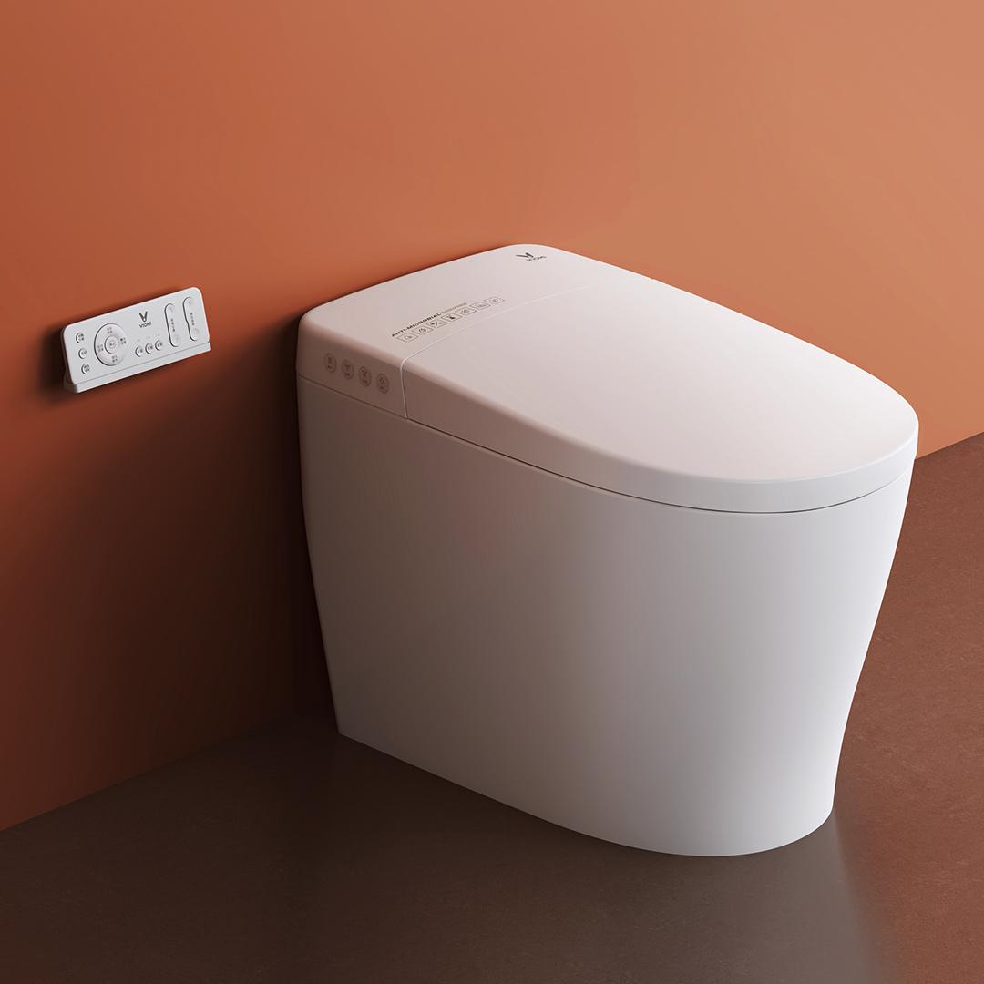 Xiaomi pone a la venta un interesante inodoro inteligente con calefacción y limpieza automatizada. Noticias Xiaomi Adictos