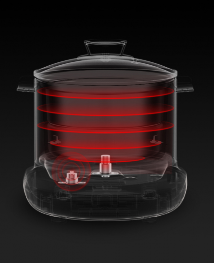 Xiaomi puts on sale an interesting kitchen robot with up to 7 different ways of cooking. Xiaomi  News