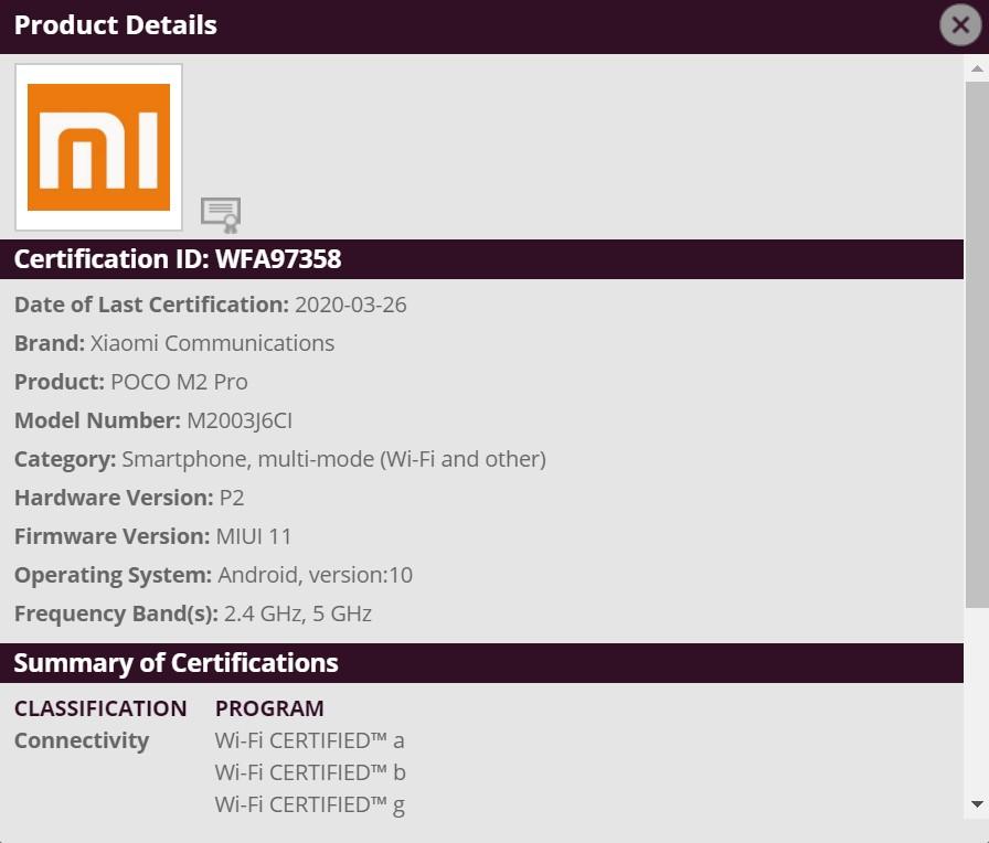 El misterioso POCO M2 Pro vuelve a hacer acto de presencia desvelándonos nuevos detalles. Noticias Xiaomi Adictos