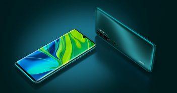El Xiaomi Mi Note 10 comienza a actualizarse a Android 10 en su versión Global. Noticias Xiaomi Adictos