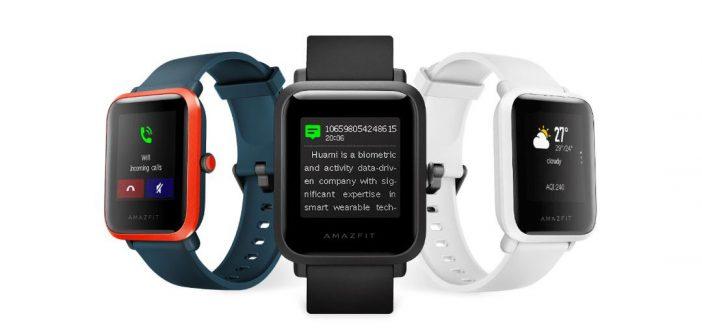 El Amazfit Bip S se actualiza revolucionando su sistema de notificaciones. Noticias Xiaomi Adictos