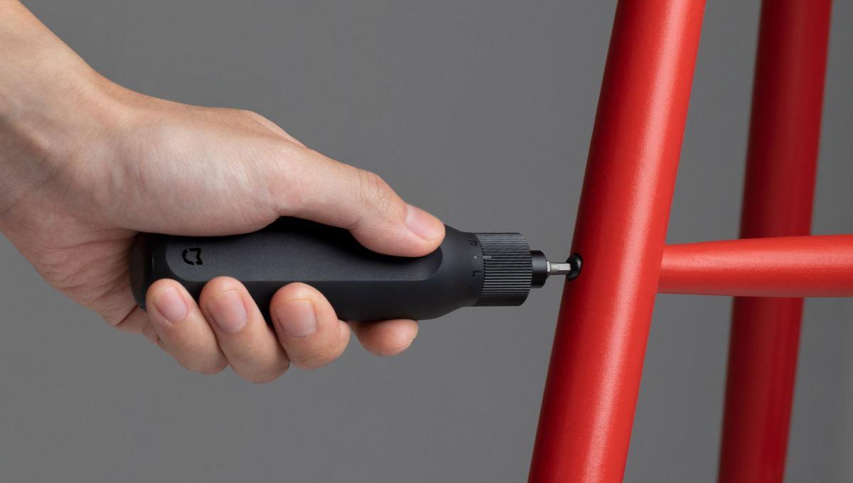 Xiaomi lanza una nueva versión mejorada de su exitoso destornillador eléctrico Mijia por tan solo 13 euros