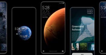 Los nuevos Super Wallpapers de MIUI 12 tan solo estarán disponibles para estos dispositivos Xiaomi. Noticias Xiaomi Adictos