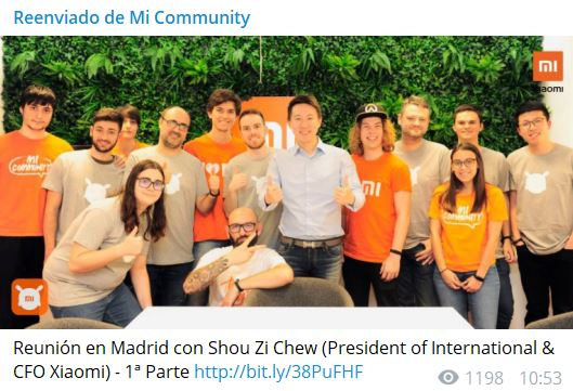 The staff of Mi Community Spain resign: Xiaomi seems to have changed its treatment with the Mi Fans. Xiaomi  News
