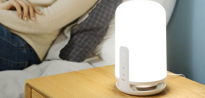 Xiaomi pone a la venta una interesante lámpara capaz de ayudarnos a dormir mejor simulando el atardecer y amanecer. Noticia Xiaomi Adictos