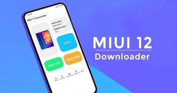 Actualiza tu XIaomi o Redmi de forma sencilla a la última beta de MIUI 12 gracias a esta app, MIUI 12 Downloader.