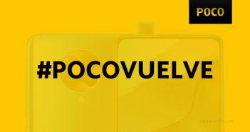 POCO comienza a promocionar el nuevo POCO F2 a través de sus redes sociales en España. Noticias Xiaomi Adictos.