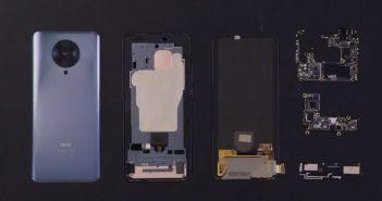 Así luce el interior del nuevo POCO F2 Pro y cada uno de sus componentes hardware