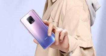 El Redmi 10X se deja ver en nuevas imágenes junto a un llamativo degrado pero con notch en formad de gota. Noticias Xiaomi Adictos