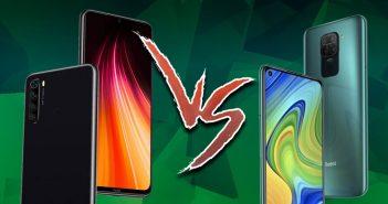 Redmi Note 8 vs Redmi Note 9, ¿merece la pena el cambio?. Noticias Xiaomi Adictos