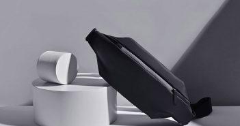 Xiaomi presenta su primera riñonera impermeable en la que te cabrán todos tus gadgets