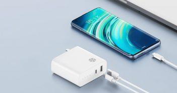Xiaomi nos sorprende con un nuevo cargador de 50W que integra Power Bank en su interior. Noticias Xiaomi Adictos