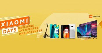 Arrancan los Xiaomi Days de PCComponentes: ofertas en smartphones, gadgets y televisores Xiaomi. Noticias Xiaomi Adictos