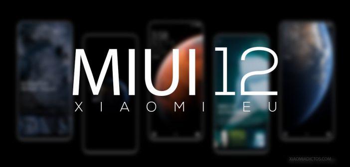 Xiaomi EU se vuelve a actualizar con lo último de MIUI 12 para estos 20 dispositivos Xiaomi. Noticias Xiaomi Adictos